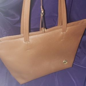 Vince Camuto brown leather purse